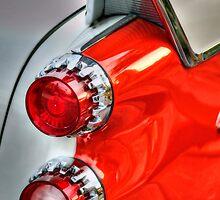 1958 Dodge 500 by Saija  Lehtonen