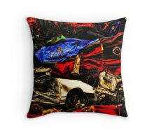 24HR Recovery Service Throw Pillow
