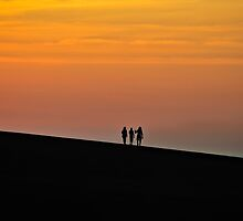 South Downs Way 2 by Kasia Nowak
