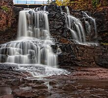 Gooseberry Falls 2011 by Angela King-Jones