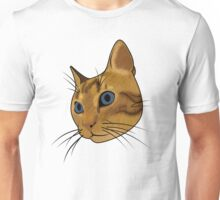 Cat (Hubert) Unisex T-Shirt