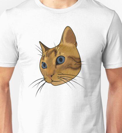 Cat (Hubert) Unisex T-Shirt