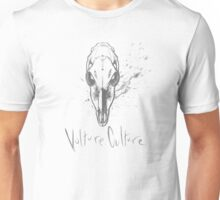 'Vulture Culture' Broken Doe Skull Unisex T-Shirt