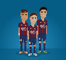 Tridente by pixelfaces