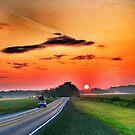 Superb Sunrise by vette