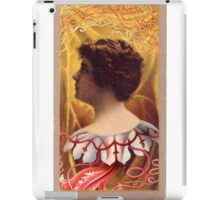 Lovecraft Lady iPad Case/Skin