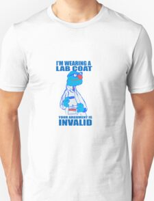Grover's Lab Coat T-Shirt