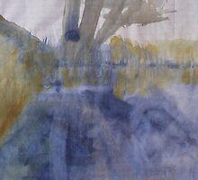 Silver grass by Catrin Stahl-Szarka