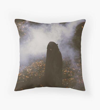 Autumn Queen Throw Pillow
