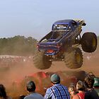Monster Truck at Local Fair by BarbWireNRoses