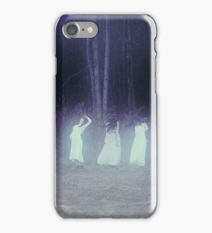 Sisters Of Birch iPhone Case/Skin