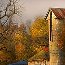 """"""" Silos...no longer young """" by canonman99"""