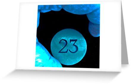 23 by Lyndy