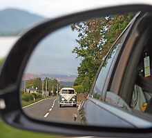 rear view mirror by masterflash