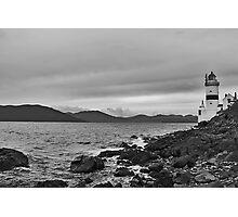 Cloch Lighthouse Photographic Print