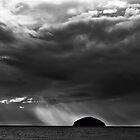 Storm over the Craig by David Alexander Elder