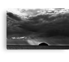 Storm over the Craig Canvas Print
