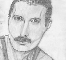 Freddie  by Tricia Winwood