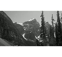Canadian Rockies Photographic Print