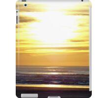 Quinault Beach Sunset  iPad Case/Skin