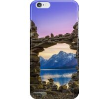 The Pillars of the Earth iPhone Case/Skin