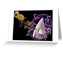 Yung Venuz Greeting Card