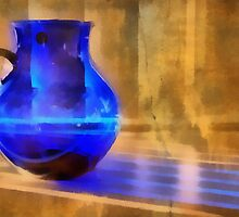 The Blue Jug # 2 by Eve Parry