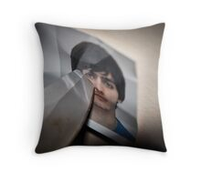 The Essence of Self Loathing  Throw Pillow