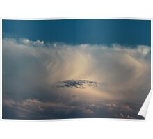 Cloud Softness Poster