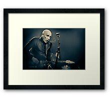 Wilko Johnson Framed Print