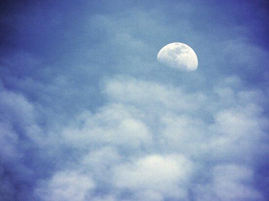 """Luna Nuvoloso"" by Anthony Cherubino"