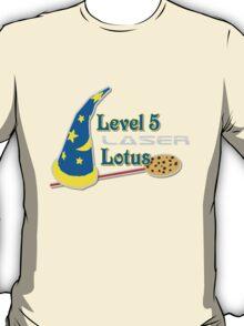 Level 5 Laser Lotus T-Shirt