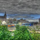 Edinburgh by Sam Denning