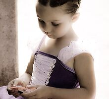 Dreamy Baby Ballerina by Denice Breaux