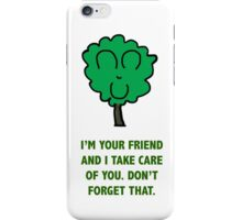 Happy Tree iPhone Case/Skin