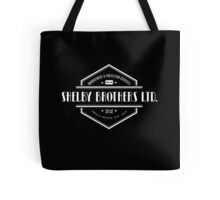 Peaky Blinders - Shelby Brothers - White Clean Tote Bag