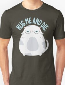 Cats Hate Hugs Unisex T-Shirt