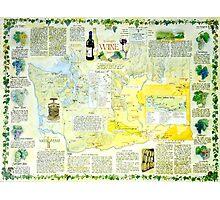 Washington Wine Country Photographic Print
