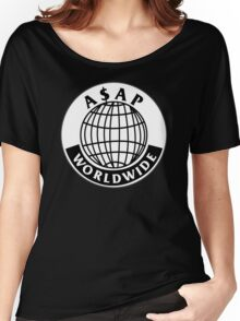 ASAP Worldwide Women's Relaxed Fit T-Shirt
