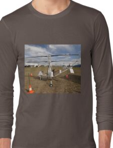 Helicopter VH-XRN,Avalon Airshow,Australia 2015 Long Sleeve T-Shirt