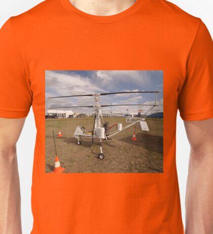 Helicopter VH-XRN,Avalon Airshow,Australia 2015 Unisex T-Shirt