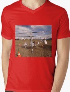 Helicopter VH-XRN,Avalon Airshow,Australia 2015 Mens V-Neck T-Shirt