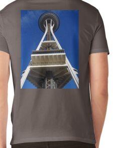 Space Needle Study 2 Mens V-Neck T-Shirt
