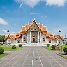 Bangkok Temple by Adaaaaaaaaaaaam