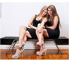 Sistars Photographic Print