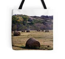 Fall In the Qu' Appelle Valley Tote Bag