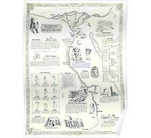 Egypt - - Land of the Pharaohs Poster