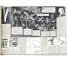 Return of Halley's Comet Photographic Print