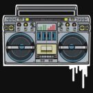 RADIO RAH: THE BOOMBOX by S DOT SLAUGHTER