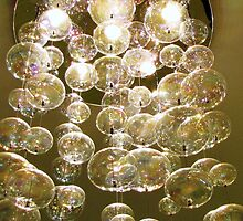 Bubble Chandalier by trueblvr